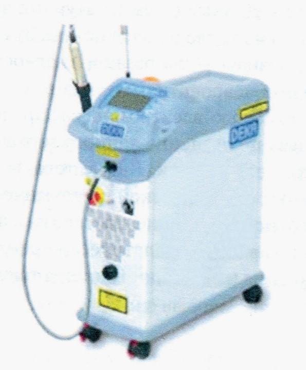 Aппарат для исследования лазерных вызванных потенциалов