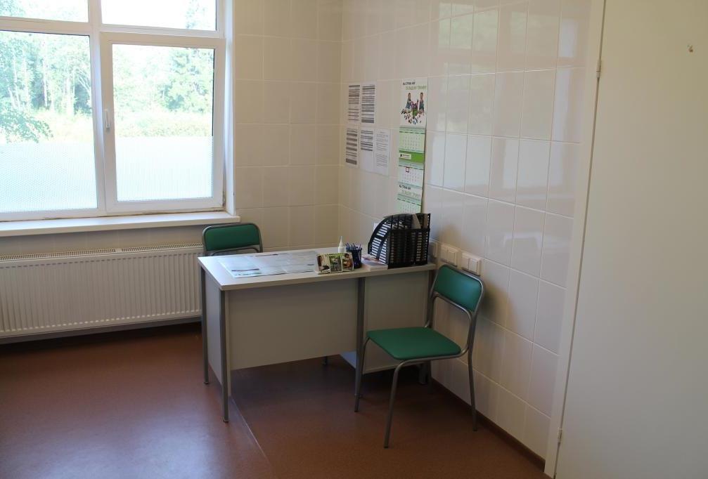 Кабинет медицинской сестры приемного отделения