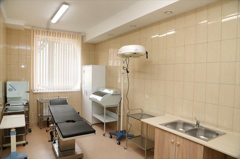 Операционная приемного отделения