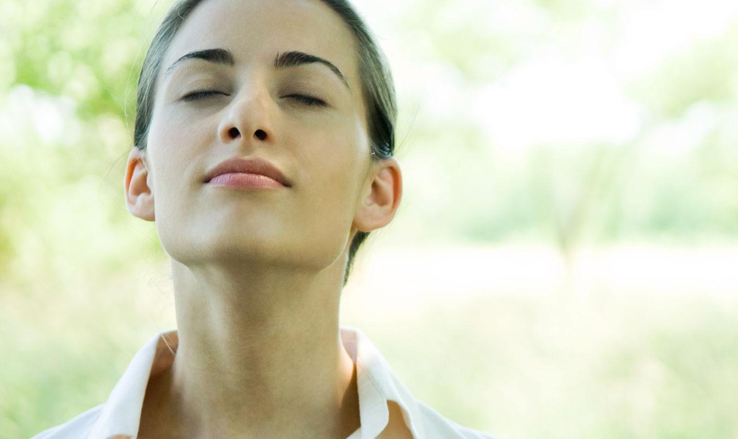 правильное дыхание через нос
