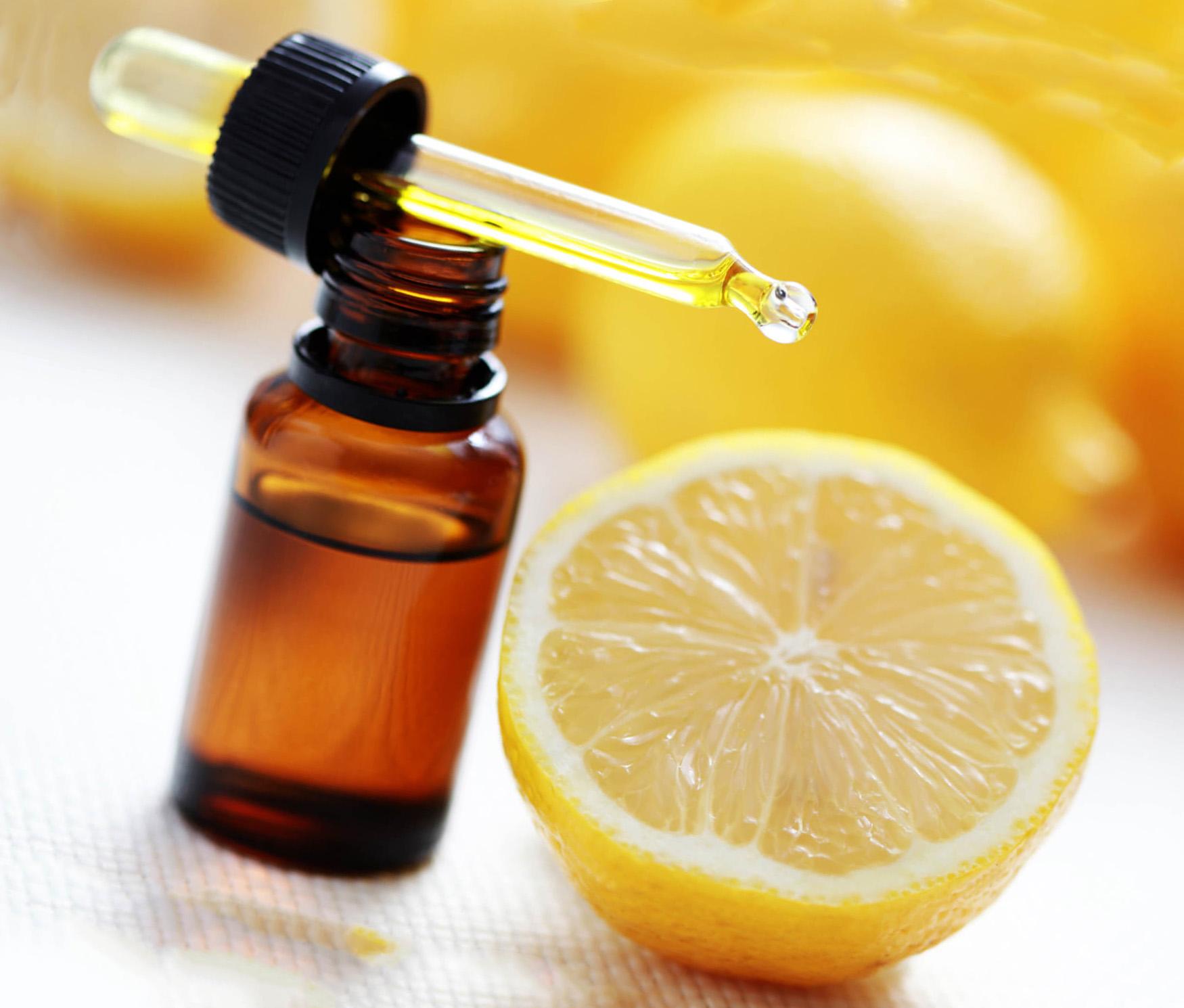 ароматерапия - лимон