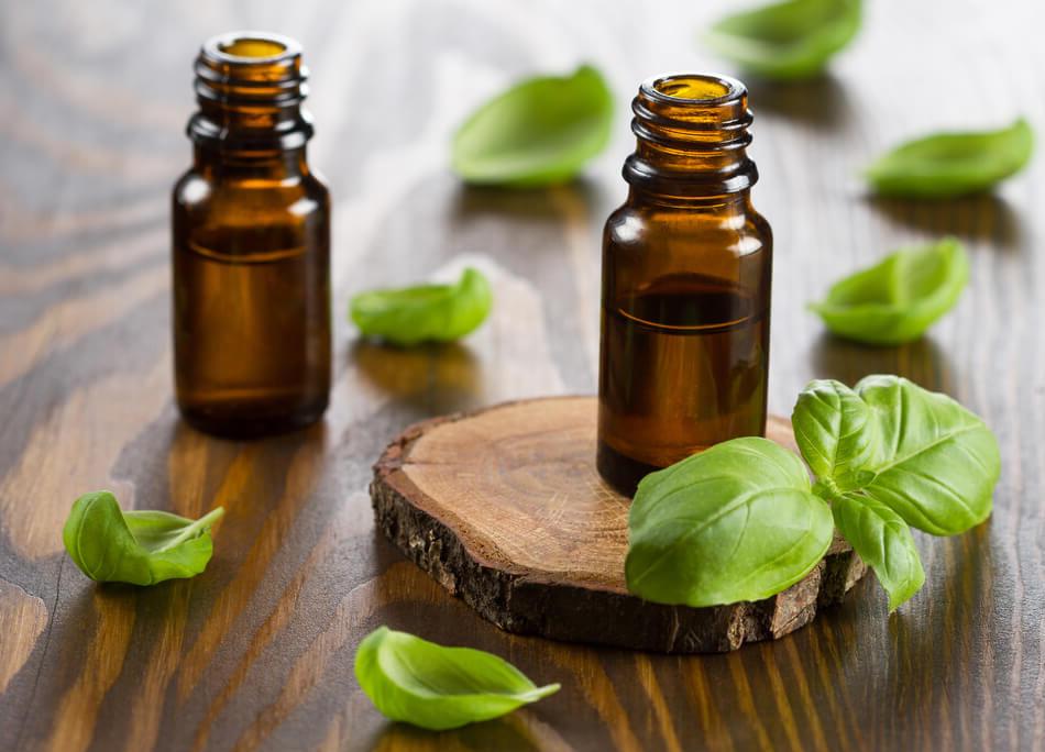 ароматерапия - базилик