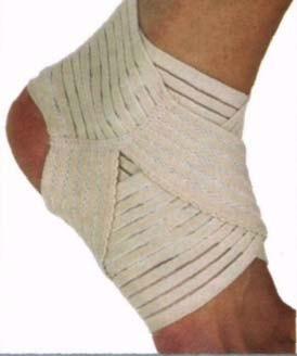 Голеностопные мягкие бандажи для средней фиксации сустава