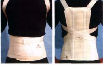 Корсет –корректор для фиксации грудного отдела позвоночника у взрослых и детей