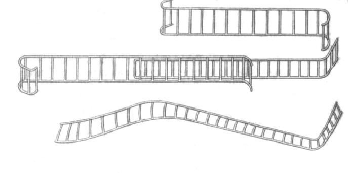Лестничные шины Крамера