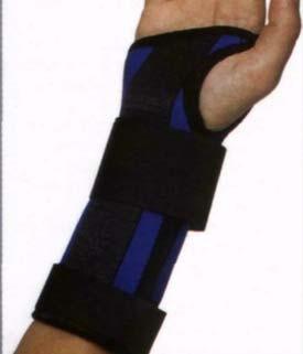 Мягкий бандаж для средней фиксации лучезапястного сустава
