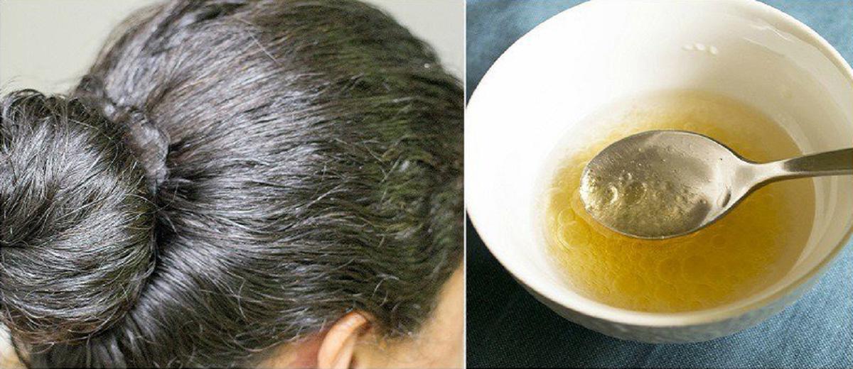 маски для волос изкокосового масла