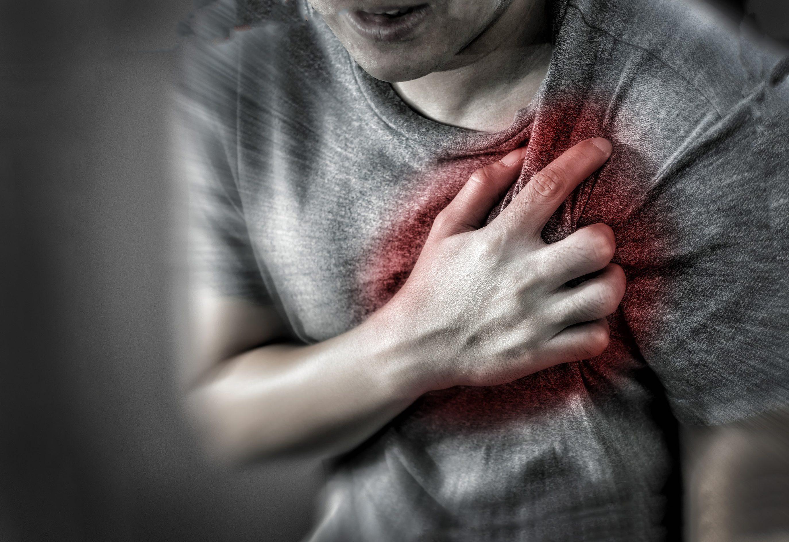 Симптомы сердечной болезни