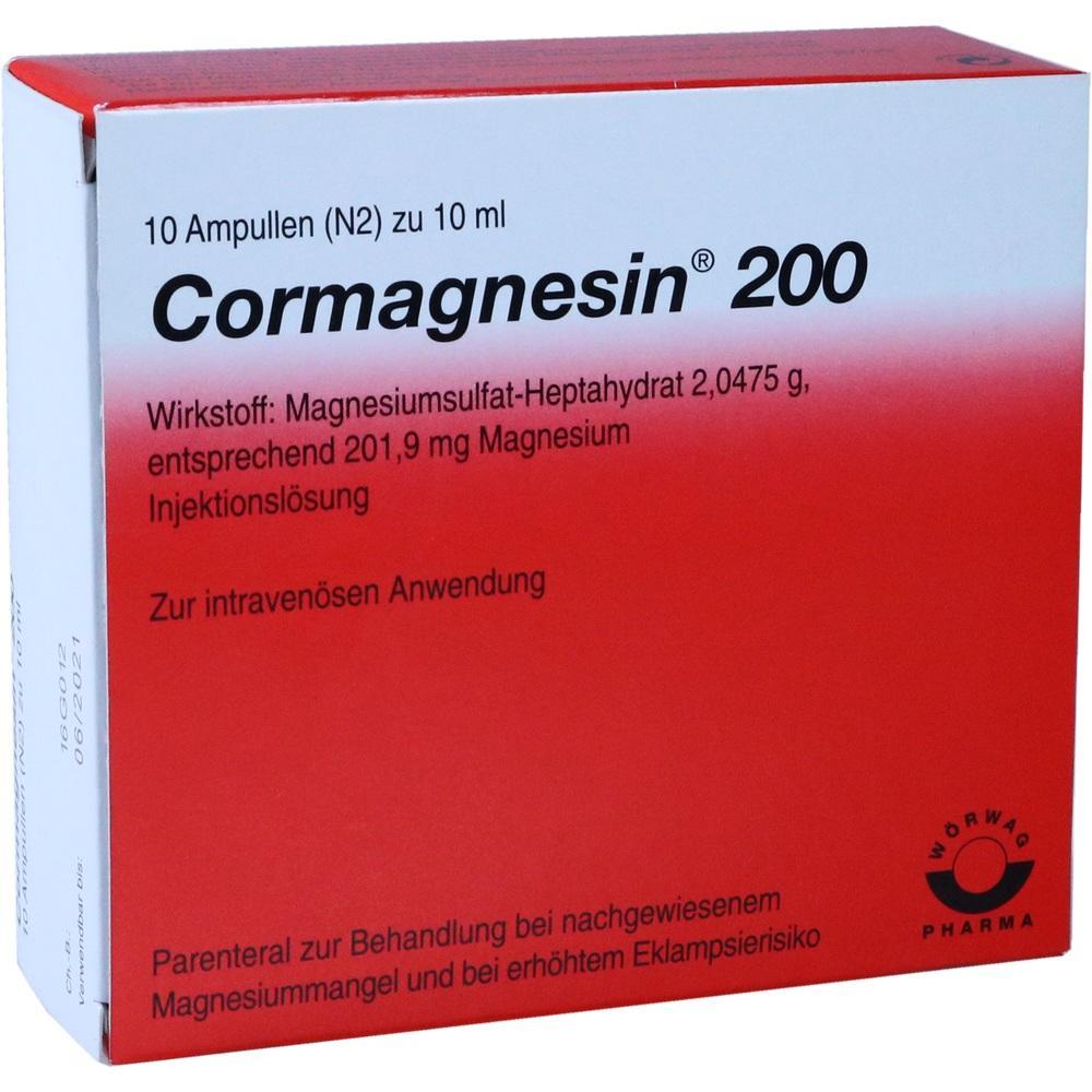Кормагнезин